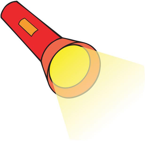 Flashlight Cartoon Picture