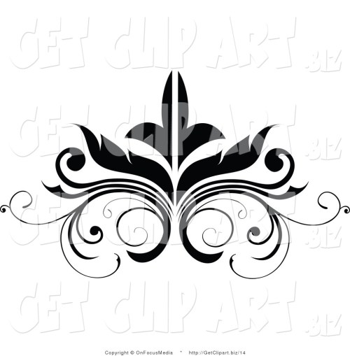 small resolution of flourish clipart