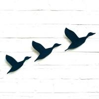Ceramic wall art Flying ducks | Clipart Panda - Free ...