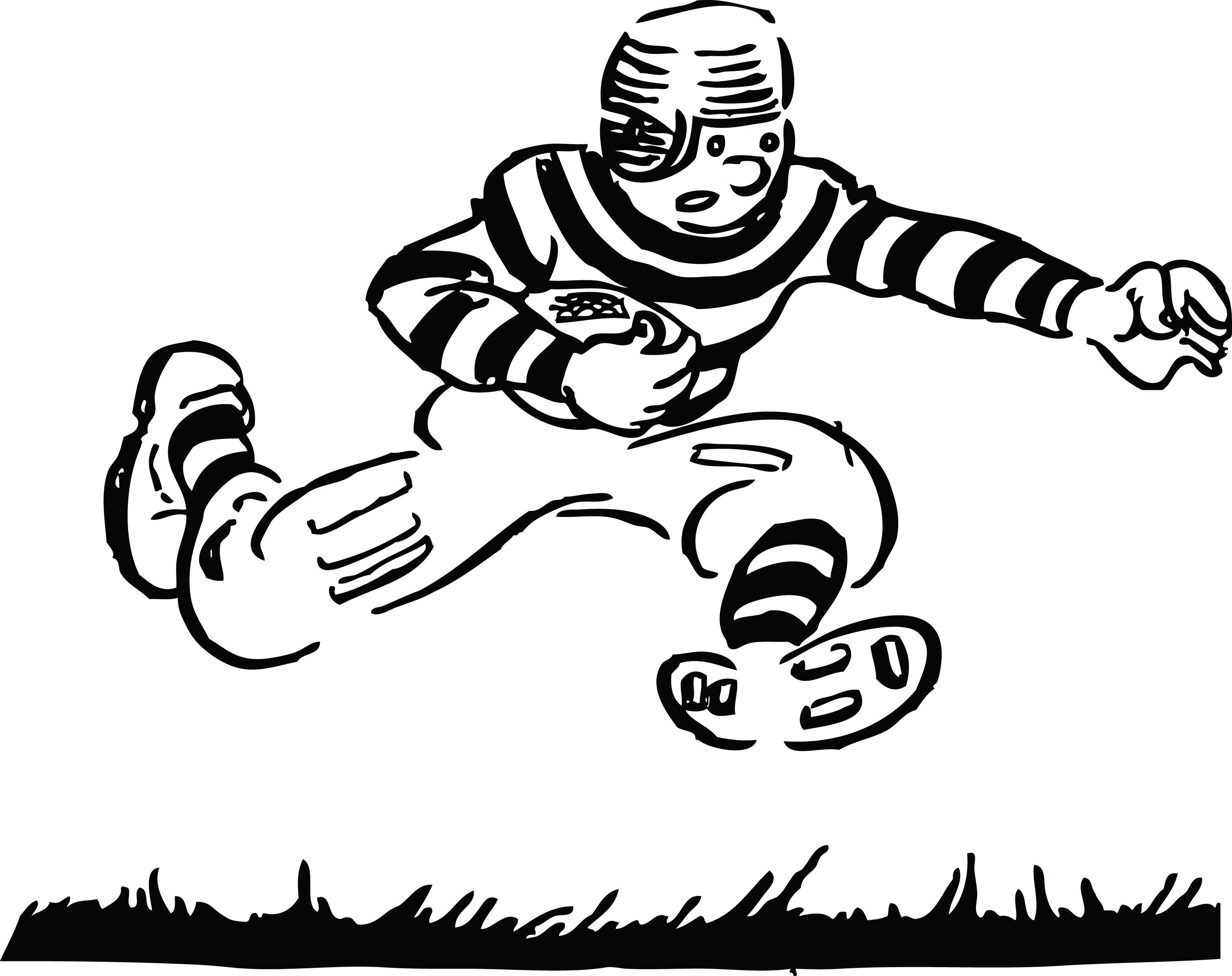 Football Clip Art Free Download Clipart Panda