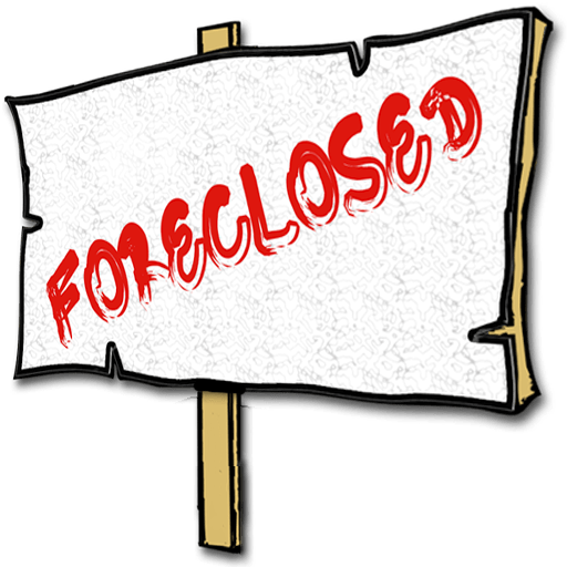 Image result for foreclosure clipart