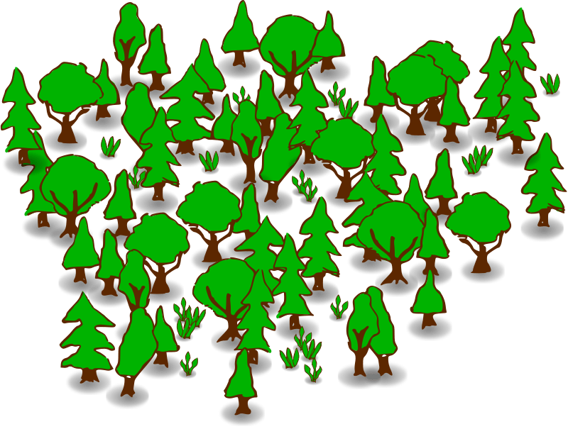 Forest Clip Art Free  Clipart Panda  Free Clipart Images