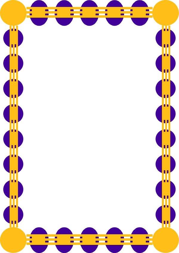border frame clip art clipart