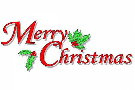 free merry christmas clip art