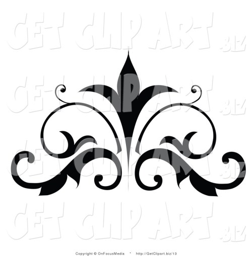 small resolution of free scroll clipart