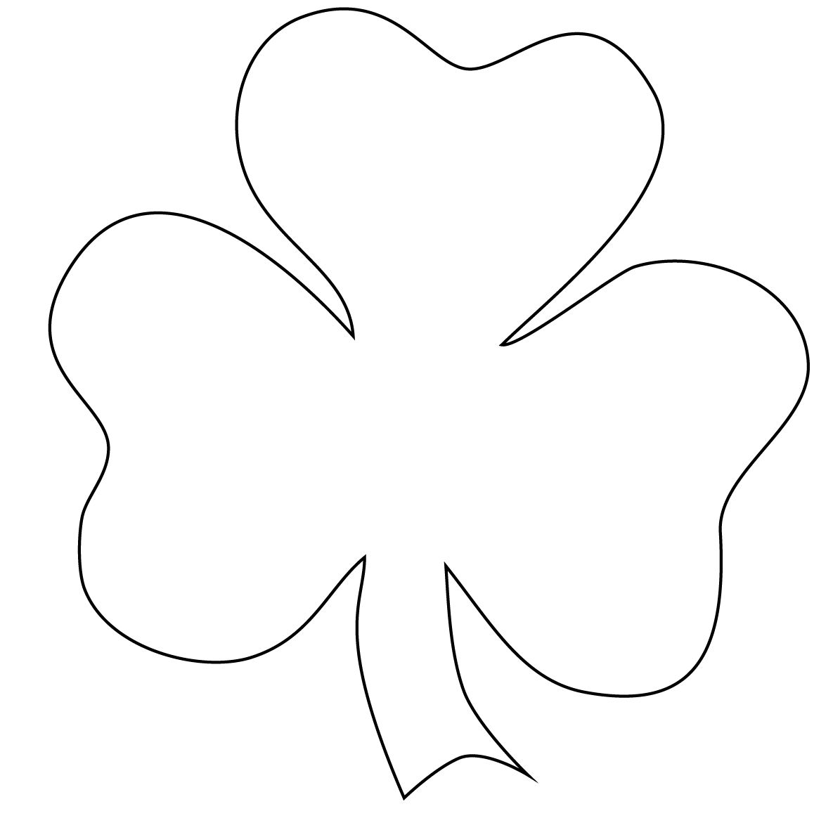 Celebrate St Paddy S Day With Last Minute Shamrock Crafts