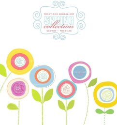 free spring clipart [ 1000 x 1000 Pixel ]