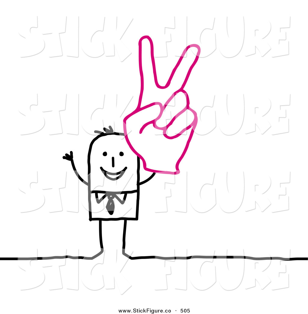 Happy Stick Figure Clip Art Pictures To Pin