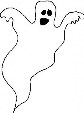 ghost clip art clipart
