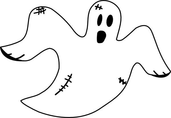 ghost clip art kids clipart