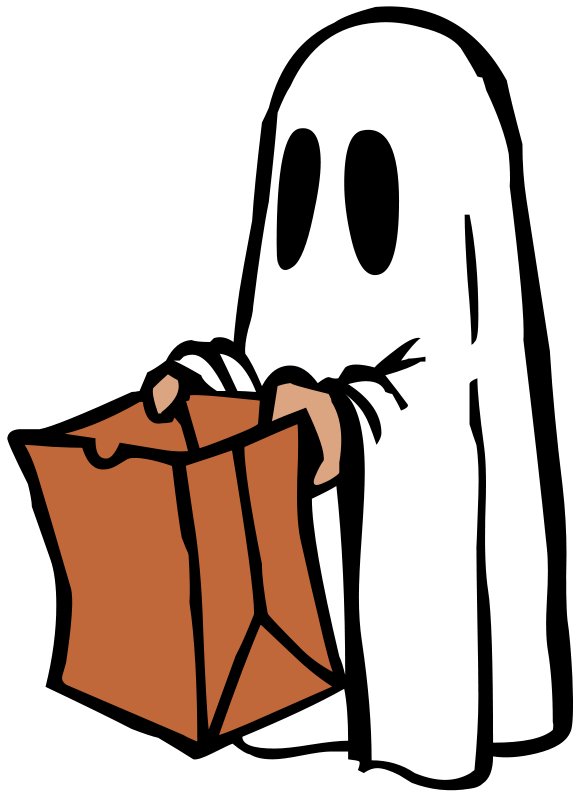 20 Ghosts Clip Art Ideas And Designs