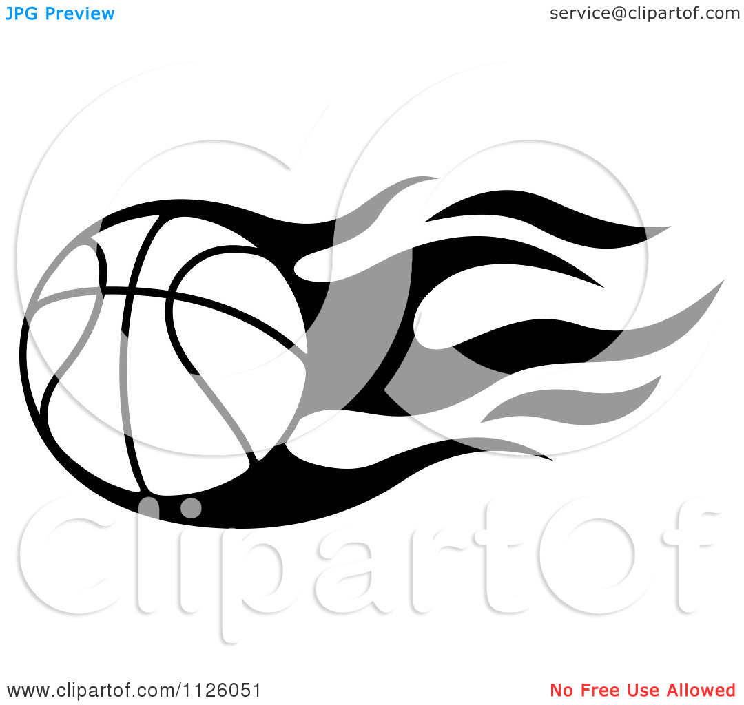 hight resolution of girls basketball clipart black and white