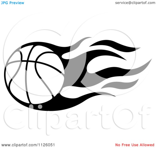 small resolution of girls basketball clipart black and white