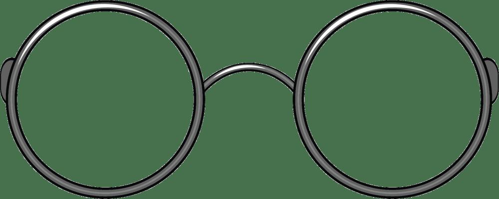 medium resolution of glasses clip art