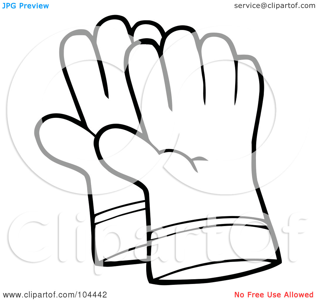 Gloves Clipart Clipart Panda
