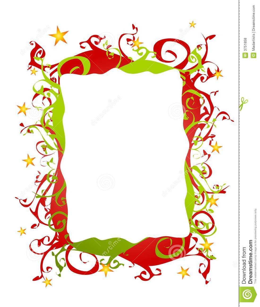 hight resolution of christma border clipart free