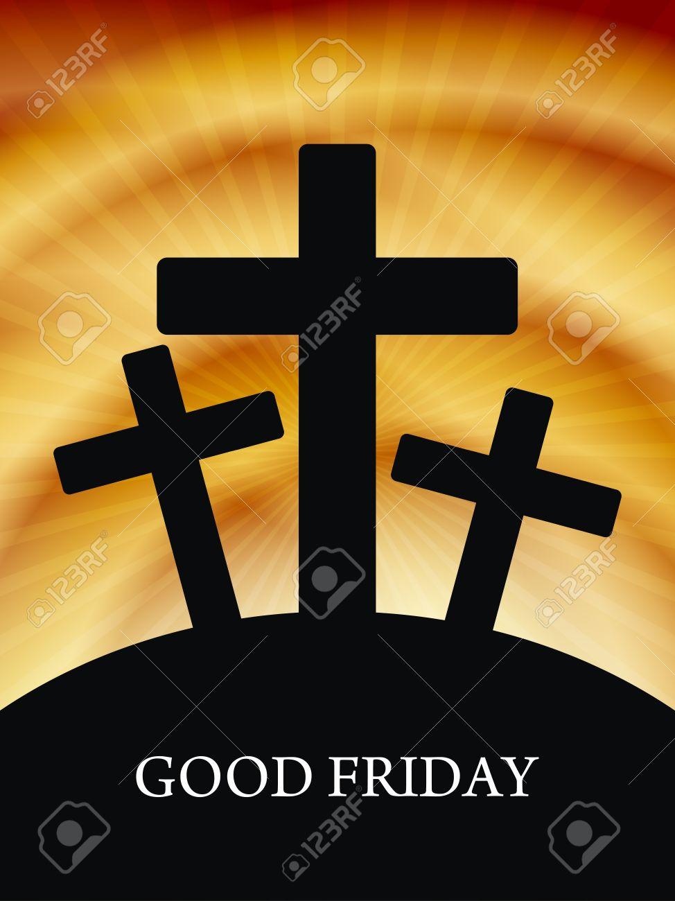 Good Friday Clip Art Christian  Clipart Panda Free