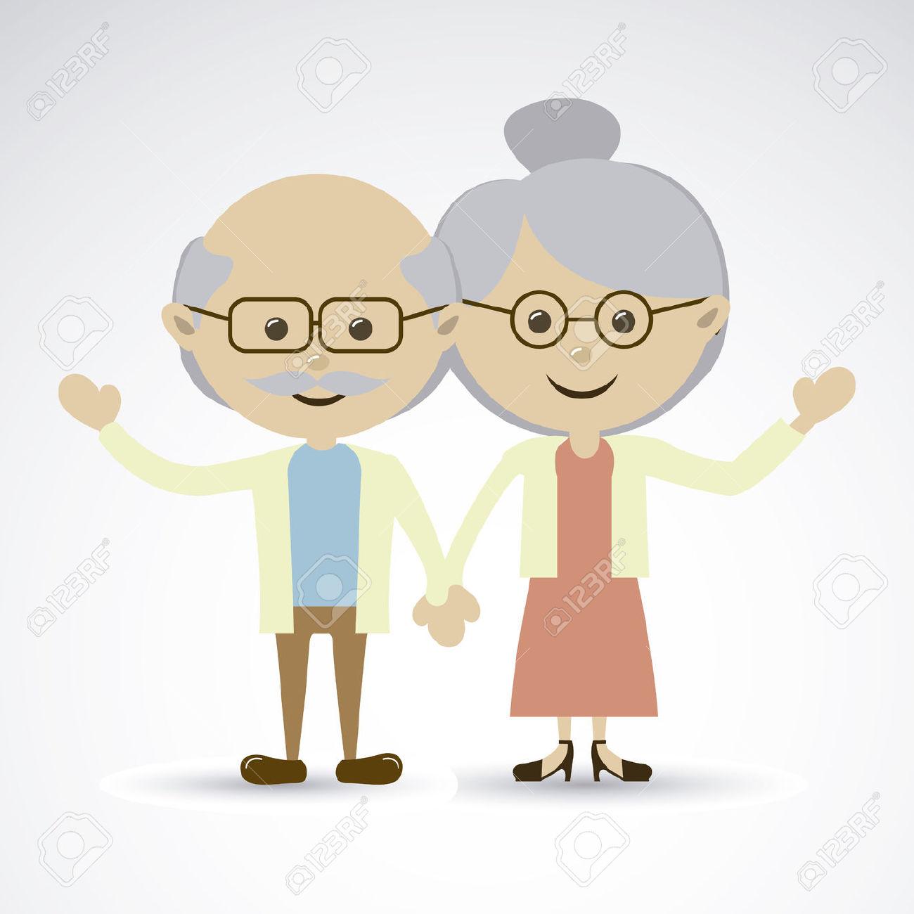 hight resolution of grandparent clipart