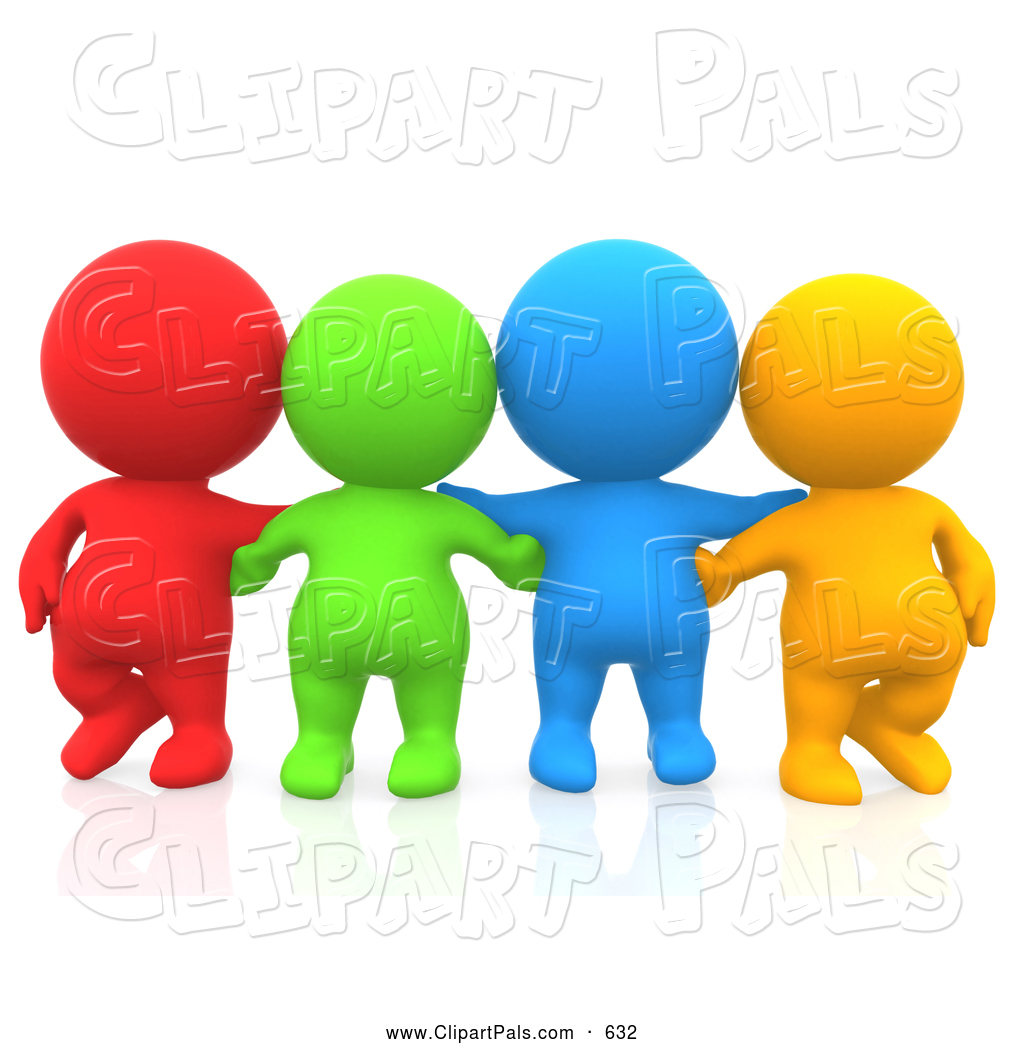 hight resolution of group clipart