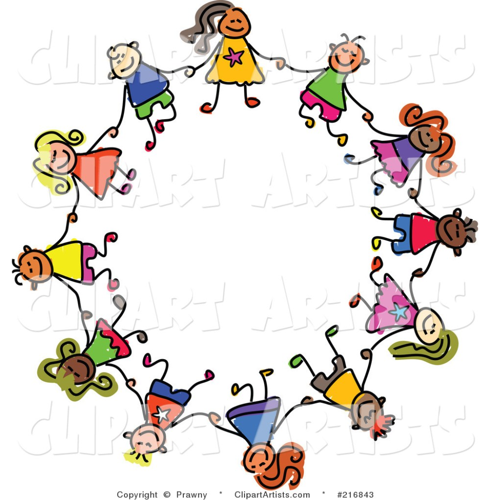 medium resolution of group of friends clipart
