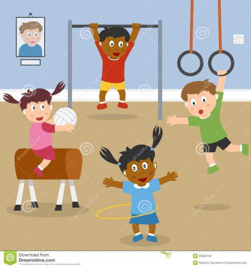 small resolution of gym clipart