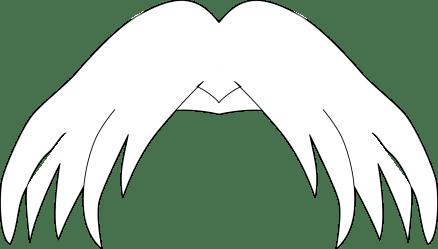 hair clipart manga clipartpanda line coloring terms