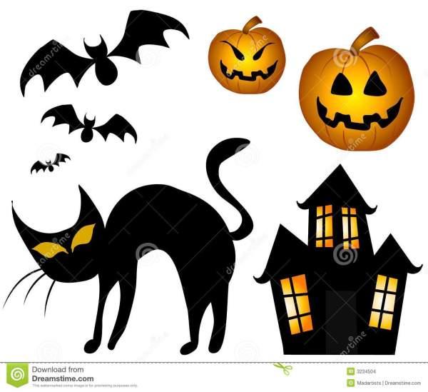 halloween clip art free printable