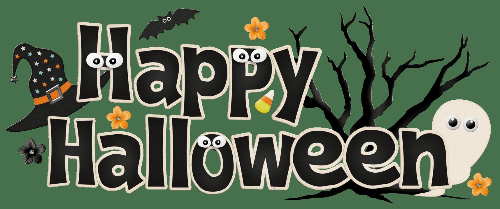 hight resolution of halloween clipart