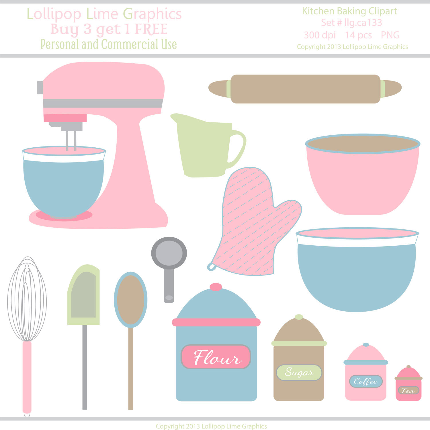 Baking Tools Clipart Clipart Panda Free Clipart Images