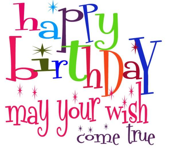 happy birthday clip art balloons