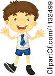 student happy cartoon boy clipart clipartpanda terms