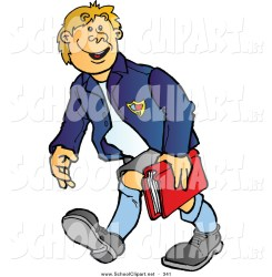 clip happy walking boy clipart student carrying clipartpanda snowy schoolclipart getdrawings terms