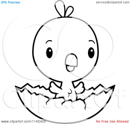 baby cute chick clipart hatching cartoon coloring hatch vector clipartpanda outlined panda cool without cory thoman mcoloring terms 출처