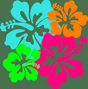 hawaiian clip art free
