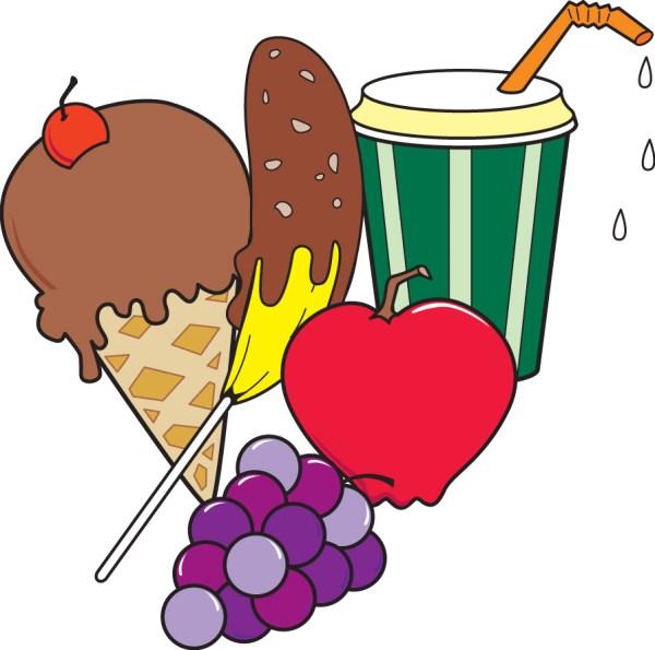 Snack Clip Art Cartoon