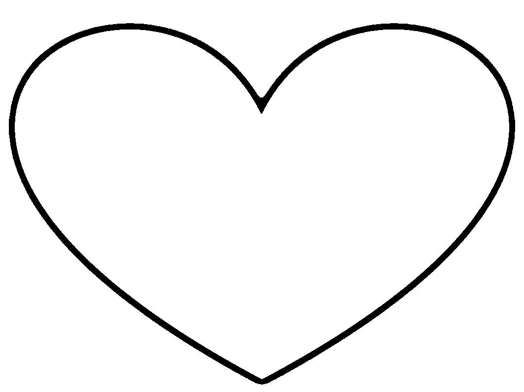 Heart Clip Art Black And White Clipart Panda