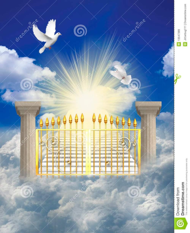 medium resolution of heaven clipart