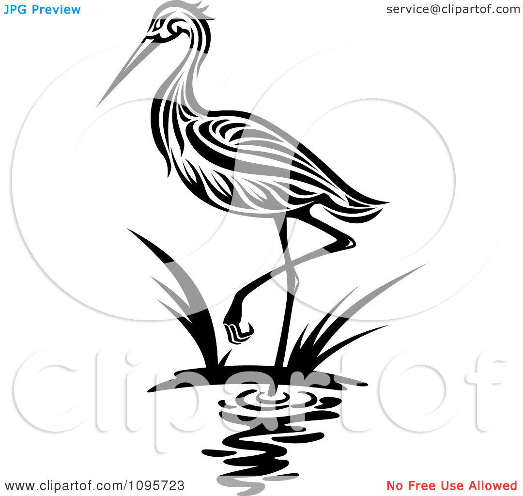 Simple Peacock Clipart Black And White