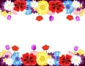 border horizontal flower clip summer borders spring clipartpanda flowers clipart powerpoint terms