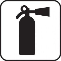fire clip symbol extinguisher clipart
