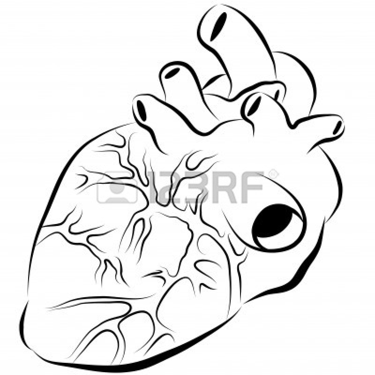 broken heart clipart