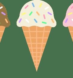 ice cream clip art [ 6701 x 3426 Pixel ]