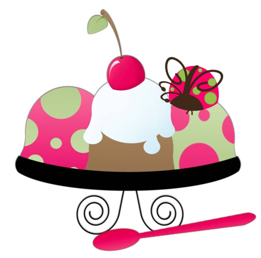 medium resolution of ice cream sundae clipart