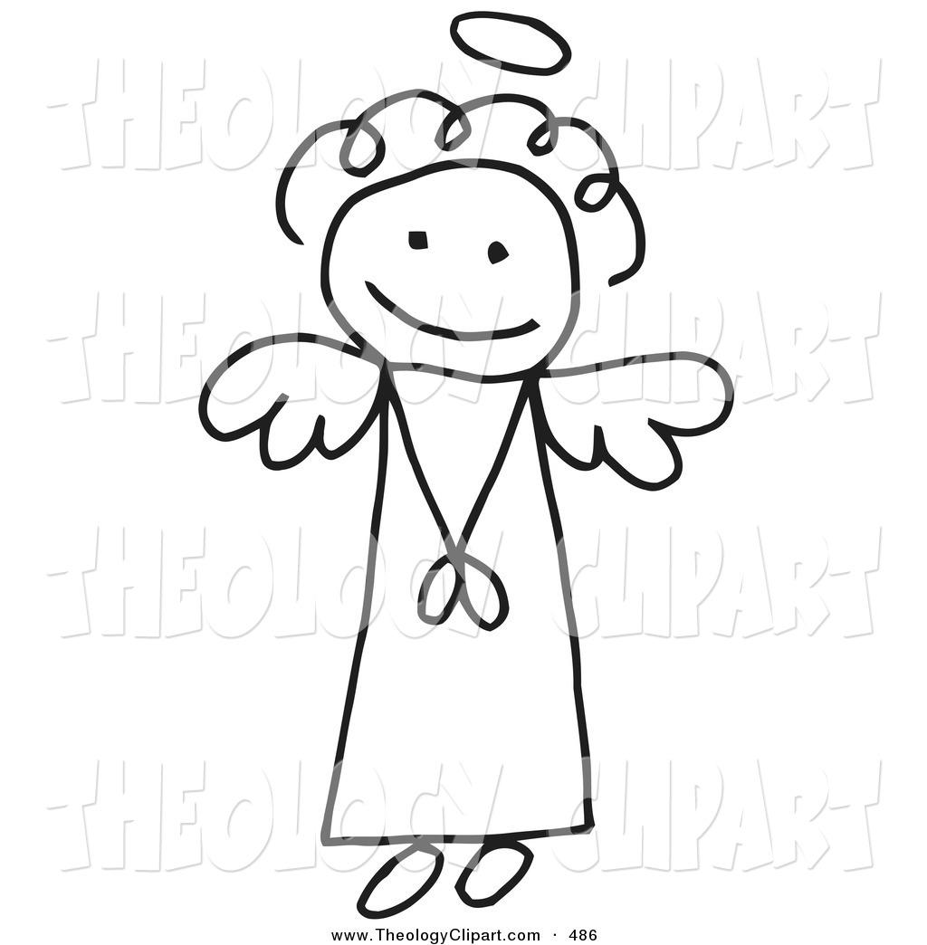 Christma Angel Clipart