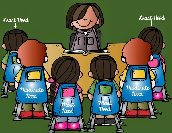 Teacher Small Group Clip Art