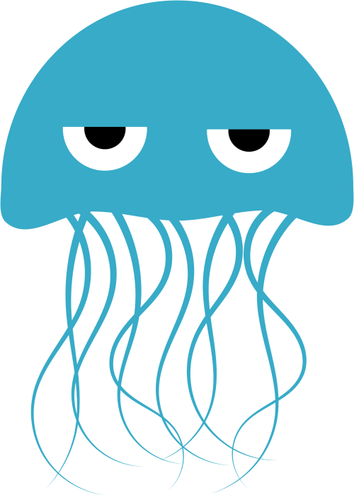 small resolution of jellyfish clip art