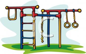 Playground ToysJungle Gym Clipart Panda Free Clipart