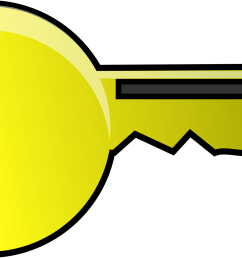key clipart [ 2400 x 1175 Pixel ]