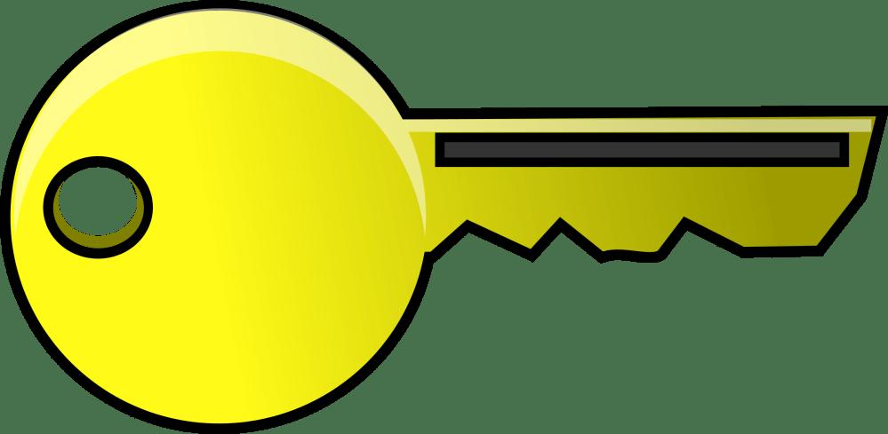 medium resolution of key clipart