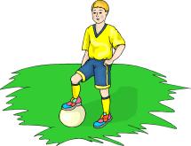 Microsoft Free Clip Art Football